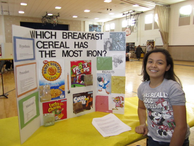 Science Fair Projects For 6th Grade