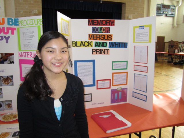 science fair project for 7th grade